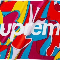 Supreme Abstract Beach Towel; Spring/Summer 2016