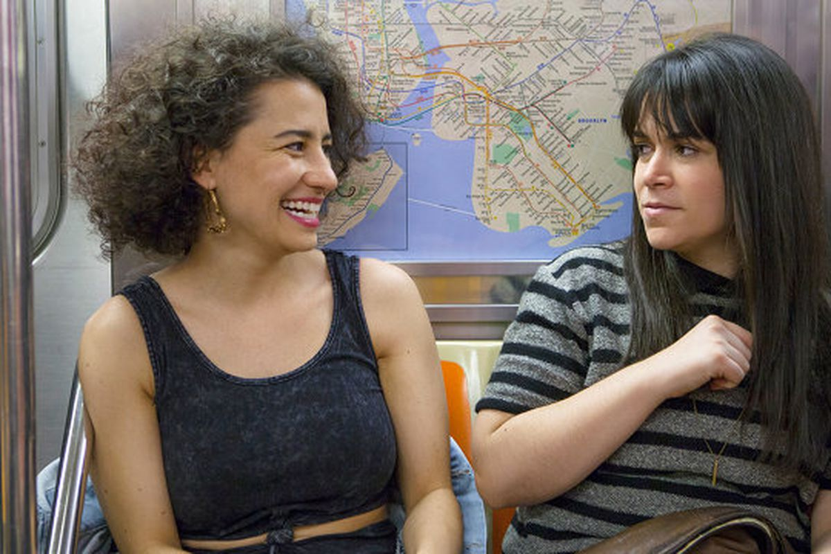 Ilana Glazer and Abbi Jacobson produce, write, and star in Broad City