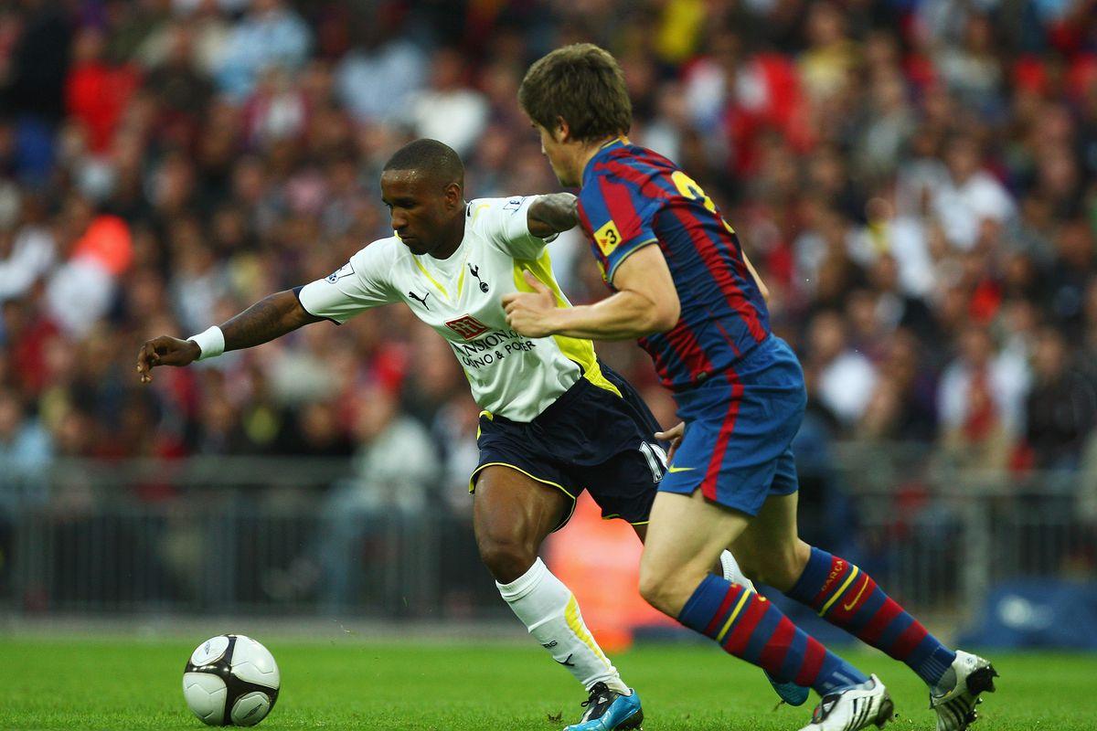 Barcelona v Tottenham Hotspur International_Champions_Cup