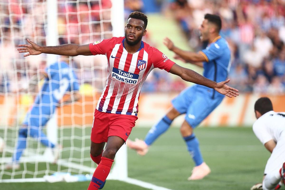 Getafe 0 Real Madrid 0: Getafe CF 0-2 Atlético Madrid: Lemar Leads Atleti To