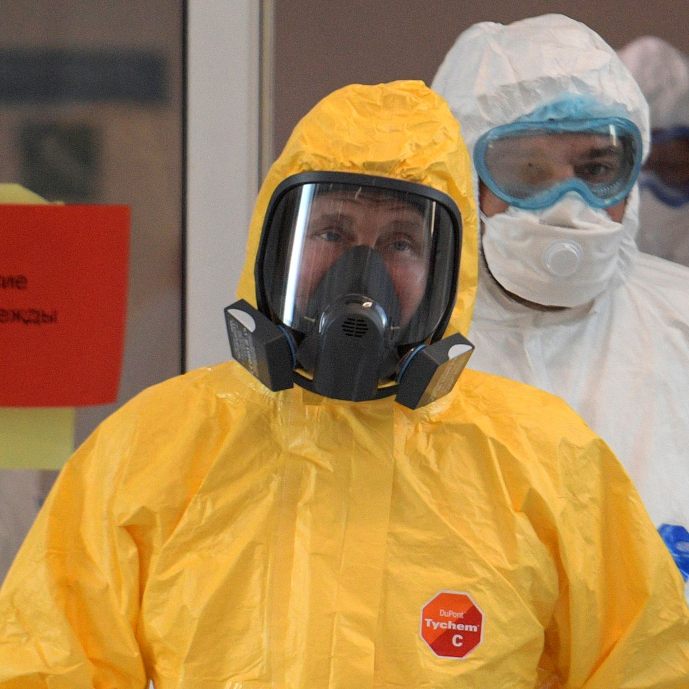 Russia S Coronavirus Outbreak Is Getting Bad Even Putin Admits It Vox