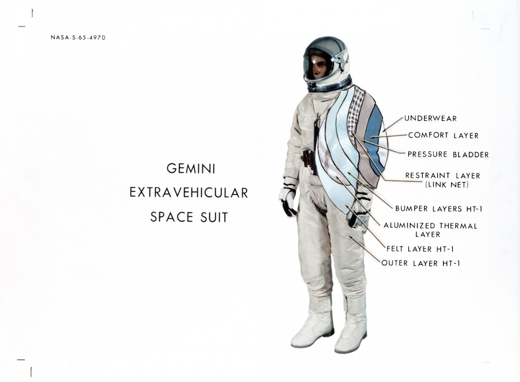 astronaut space suit labeled - photo #20