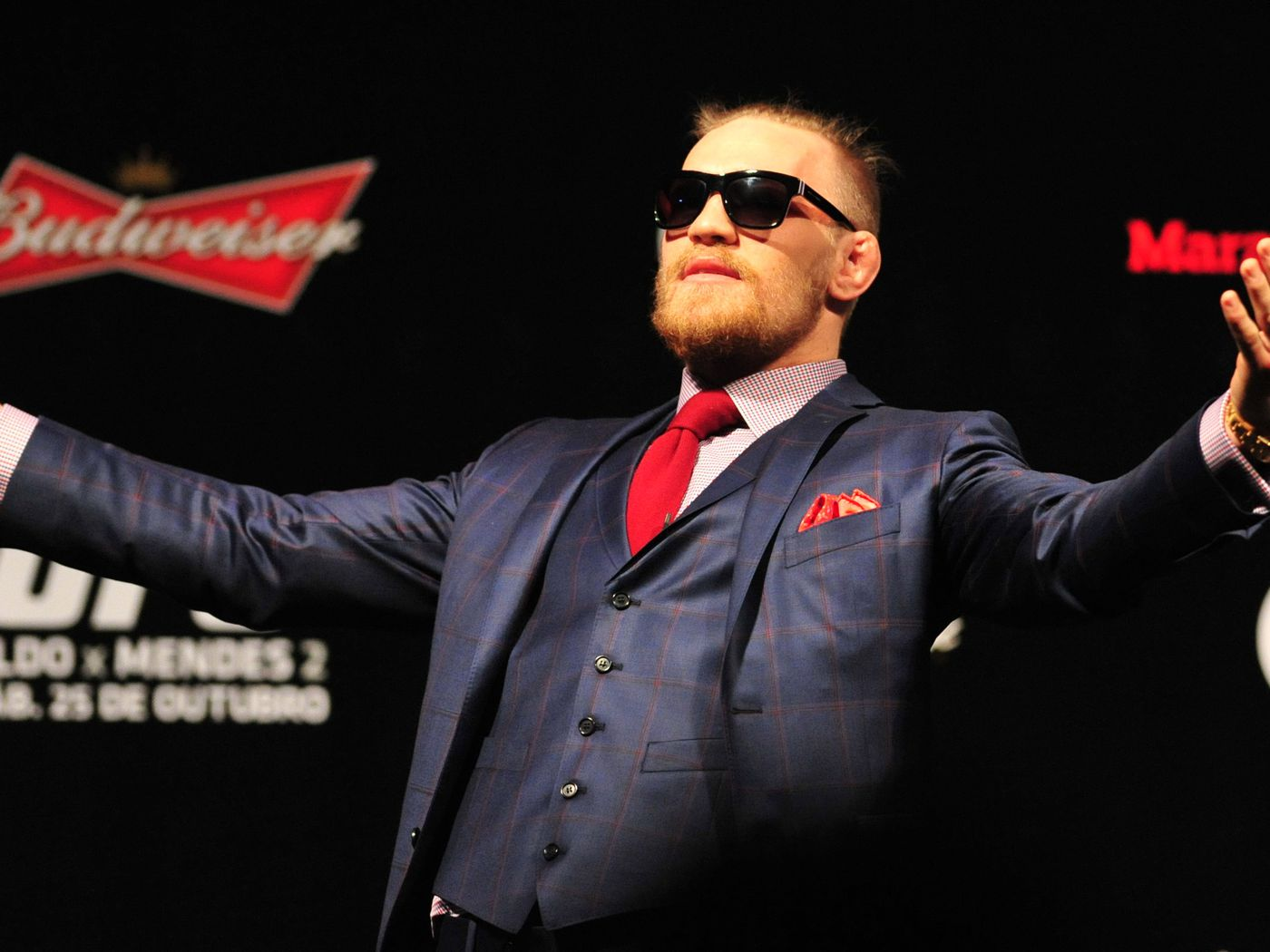 Conor Mcgregor Reportedly Spends Upwards Of 80000 On