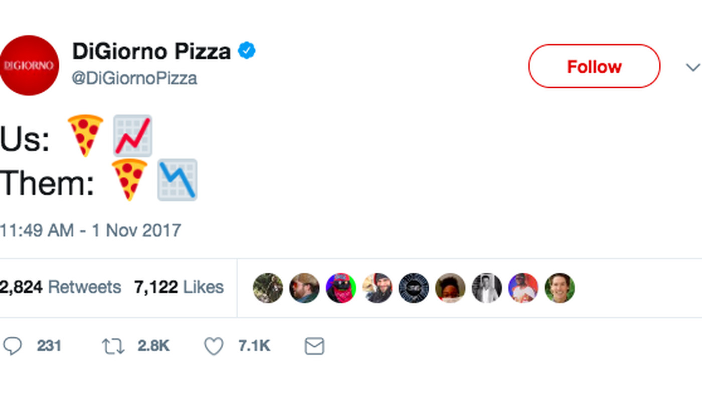 DiGiorno Is Dragging Papa John\'s on Twitter Over the Chain\'s Sales ...