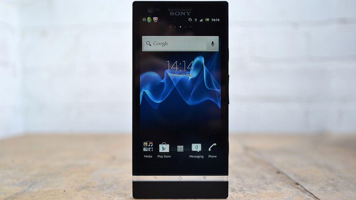 Sony Xperia P review - The Verge