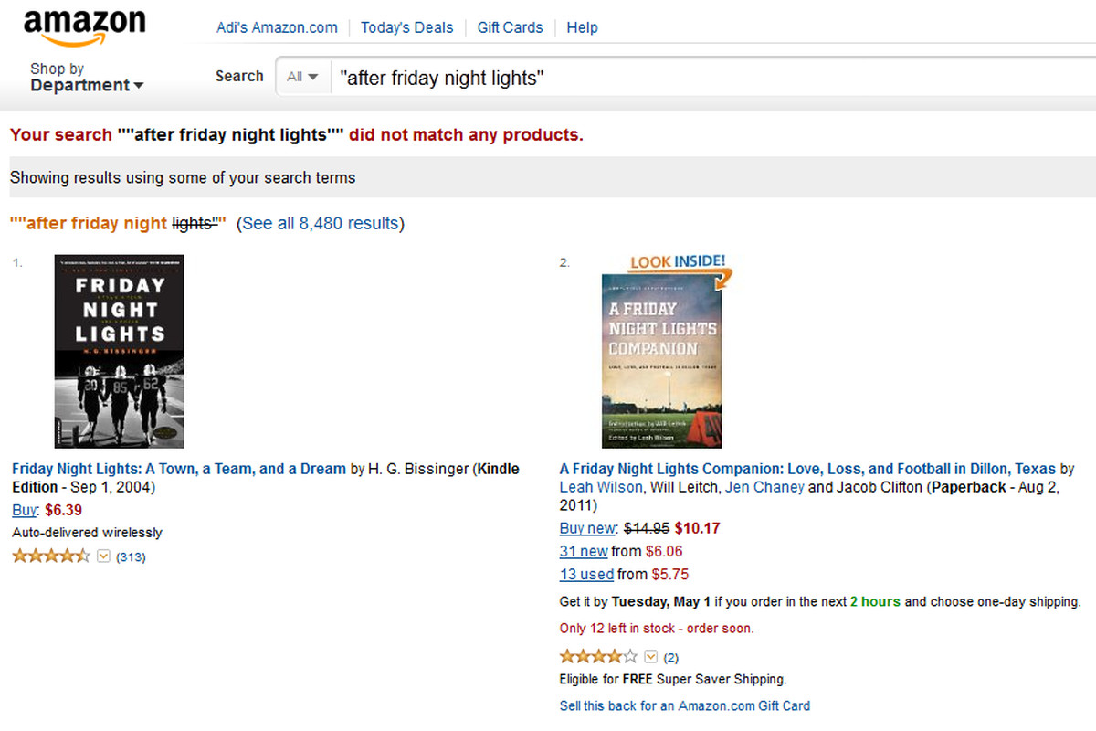 Ebook pricing war catches 'Friday Night Lights' author between Apple