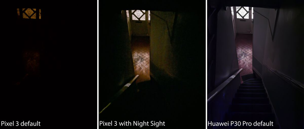 Huawei S P30 Pro Raises The Bar For Low Light Photography