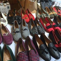 Michael Bastian shoes, $170