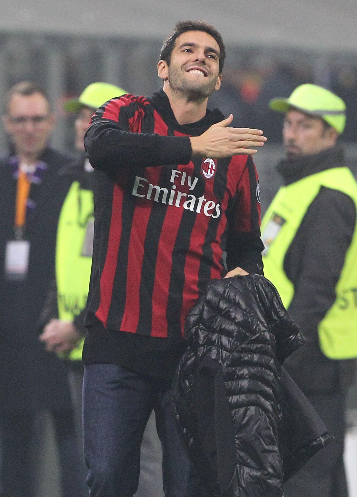 AC Milan v Austria Wien - UEFA Europa League