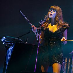 The Postal Service goes glam