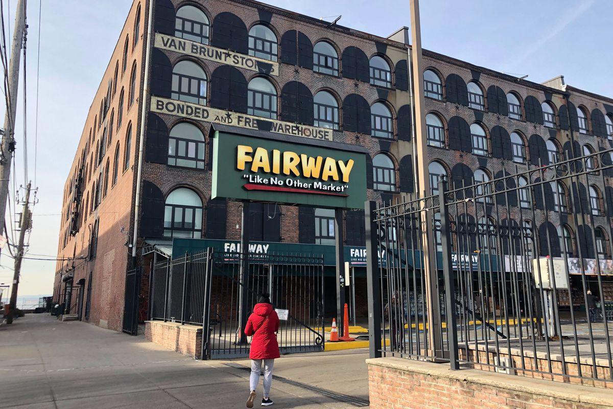The Fairway in Red Hook
