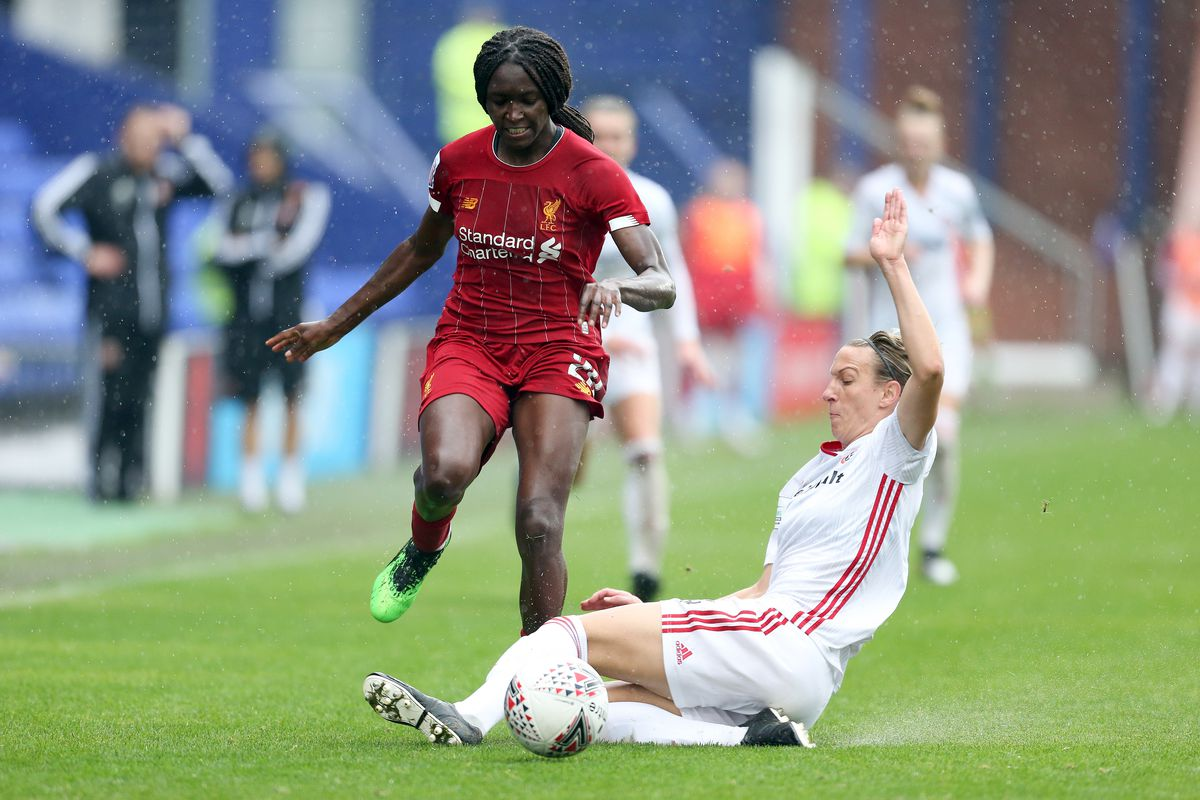 Liverpool Women v Sheffield United Women - The FA Continental League Cup