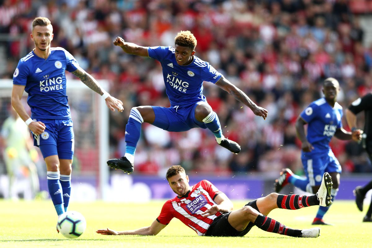 Match Report Southampton 1 2 Leicester City Fosse Posse