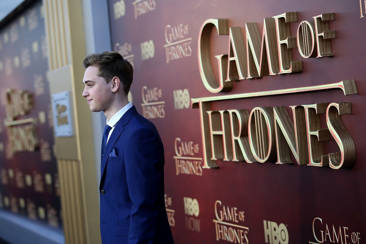 Hail Tommen Baratheon, first of his name, King of the Andals, et seq. But for how long?
