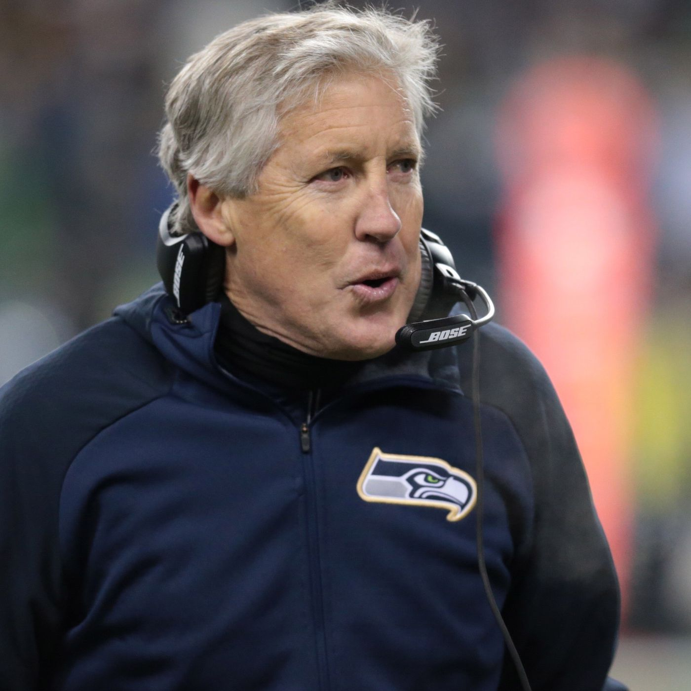 san francisco 0e2bd 00b7c Pete Carroll talks replacing Jimmy Graham, defending Adrian ...