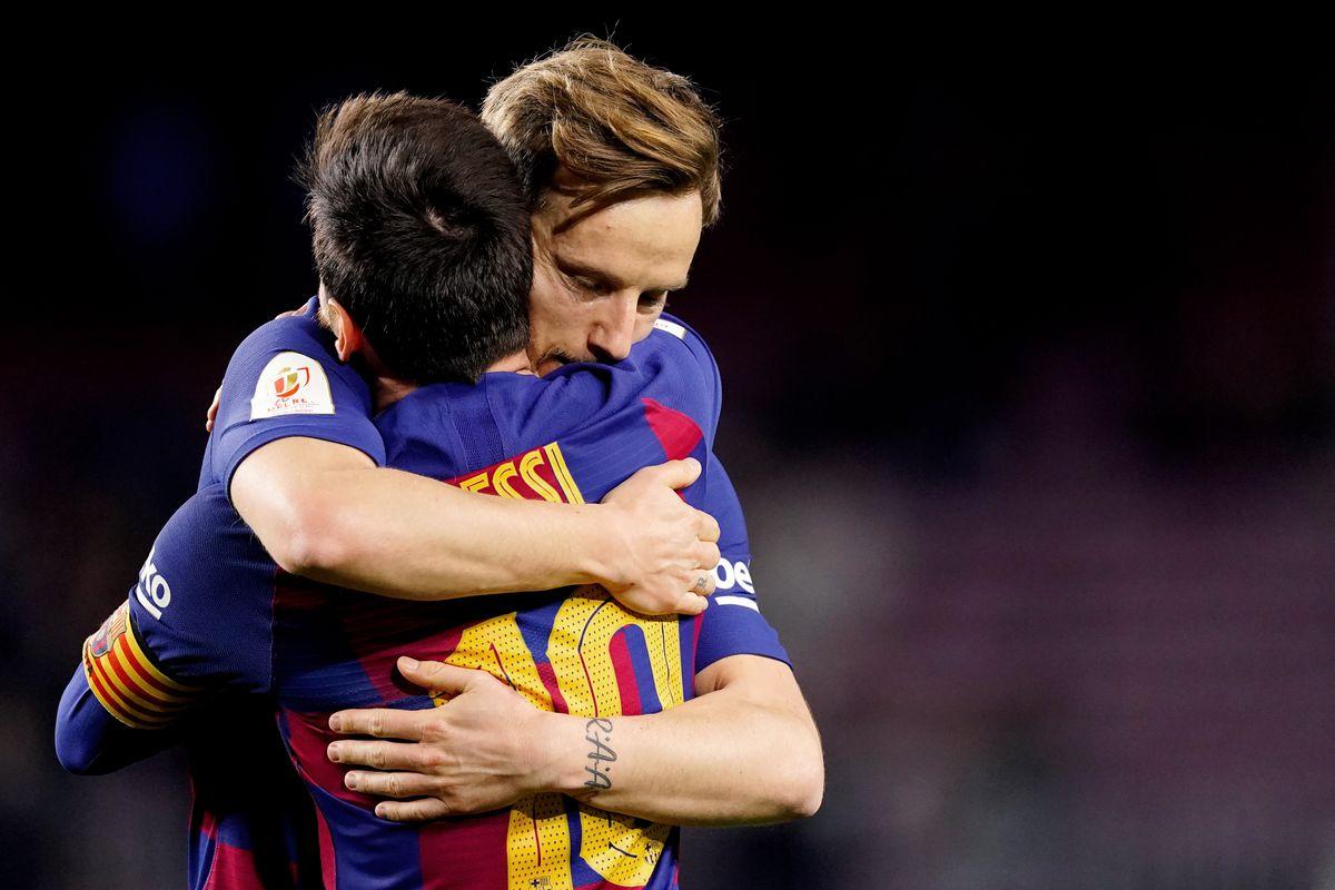 FC Barcelona v Leganes - Spanish Copa del Rey
