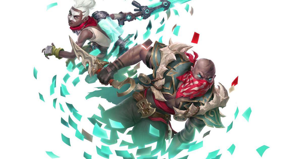 Legends of Runeterra's Rise of the Underworlds set launches June 30