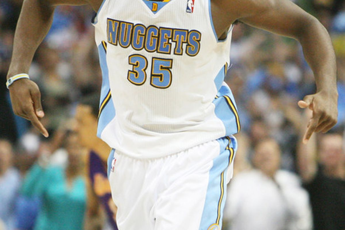 Will Kenneth Faried endure more cheap shots from Kobe Bryant, Andrew Bynum and Metta World Peace?