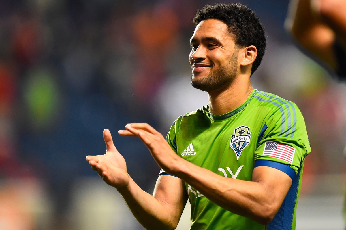 Lamar Neagle has impressed for Seattle Sounders in 2014