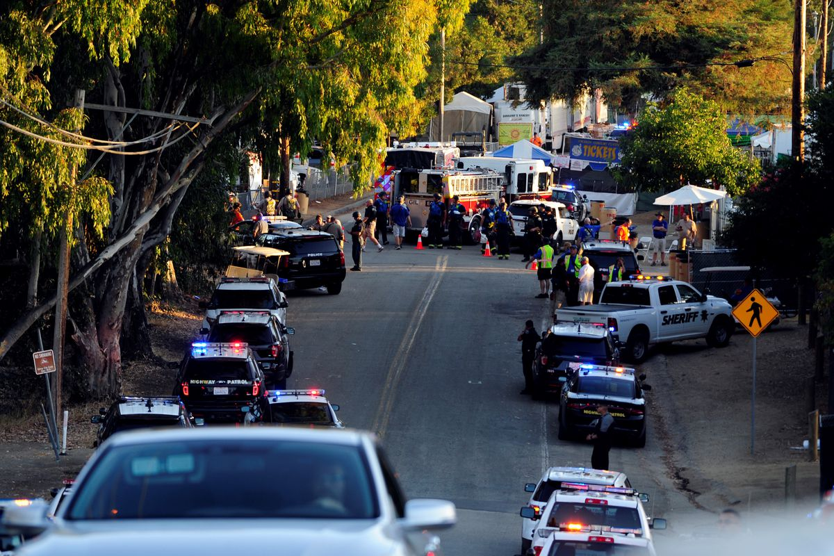 Gilroy, California, garlic festival shooting: what we know - Vox