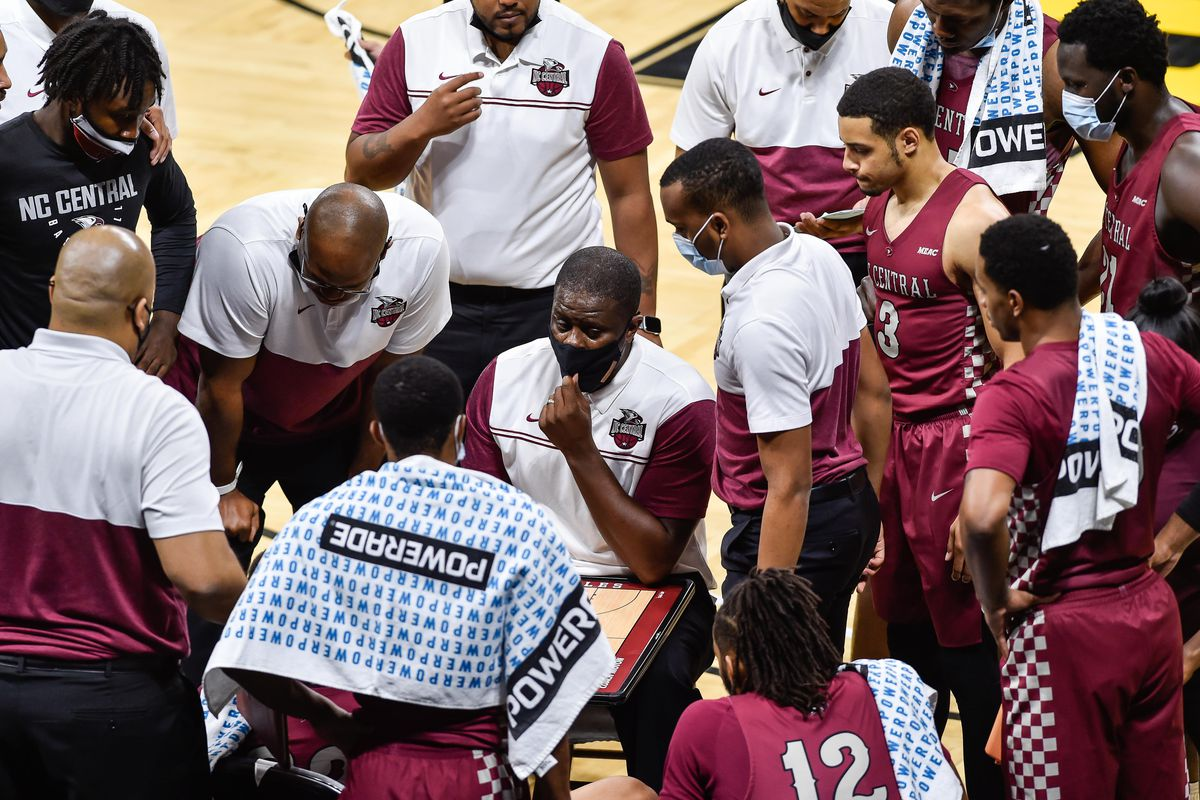NCAA Basketball: North Carolina Central at Iowa