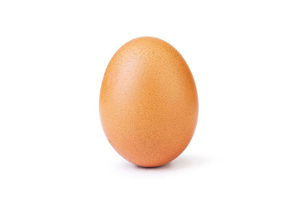 Egg picture beats Kylie Jenner as most-liked Instagram post of all
