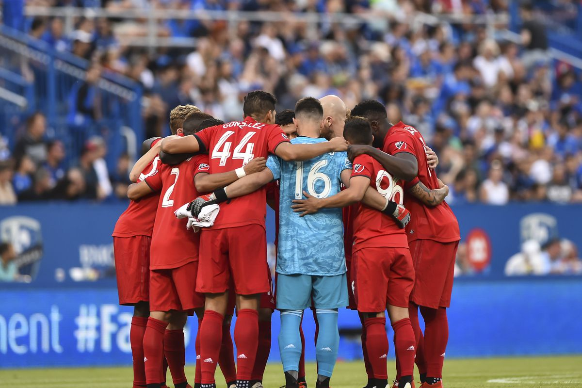 Toronto FC vs New York Red Bulls: Preview and Game Thread