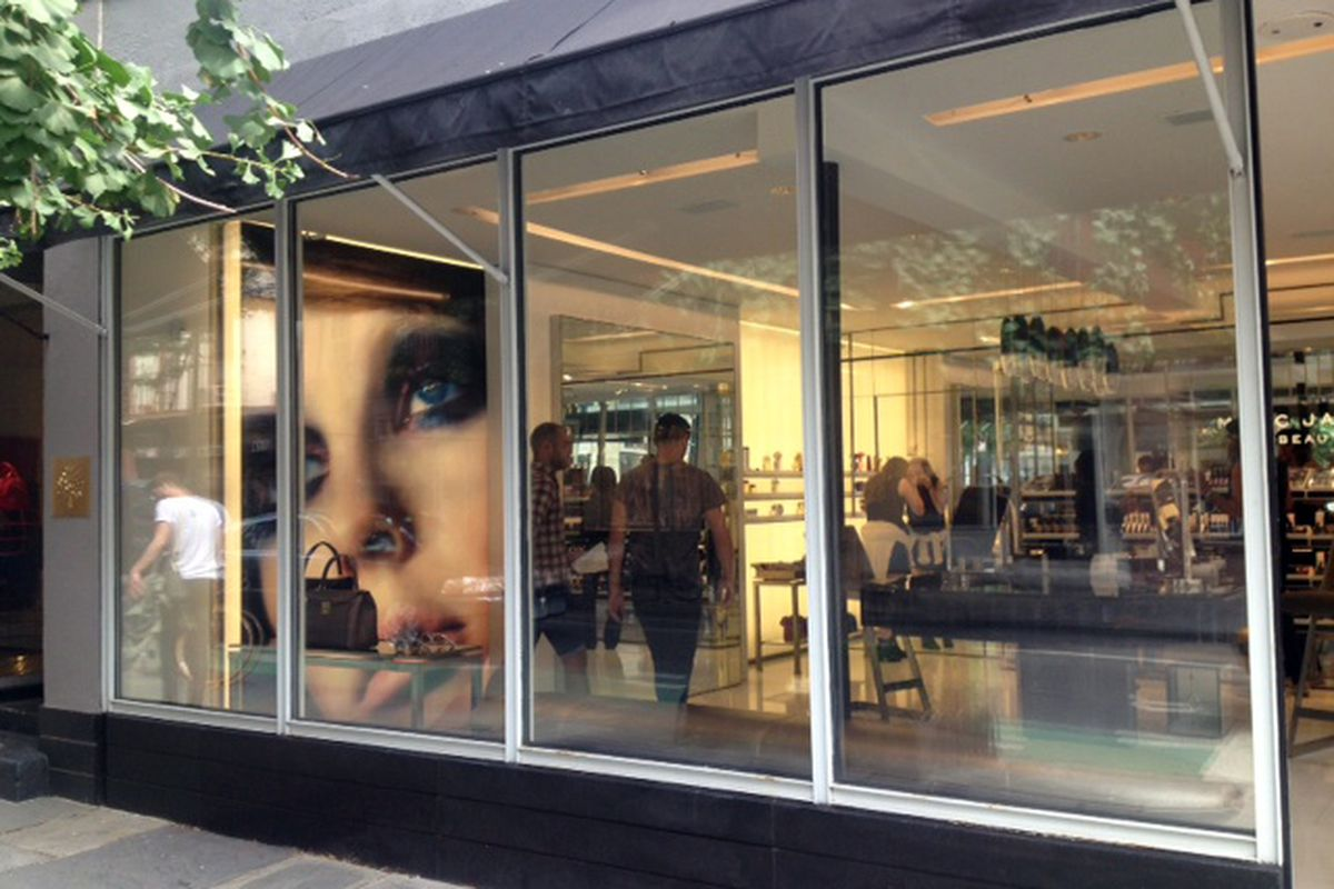 """Image via <a href=""""http://ny.racked.com/archives/2013/08/09/the_marc_jacobs_beauty_store_isnt_sold_out_yet.php"""">Racked NY</a>"""