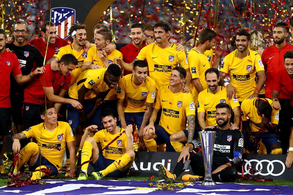 Liverpool FC v Atletico Madrid - Audi Cup 2017