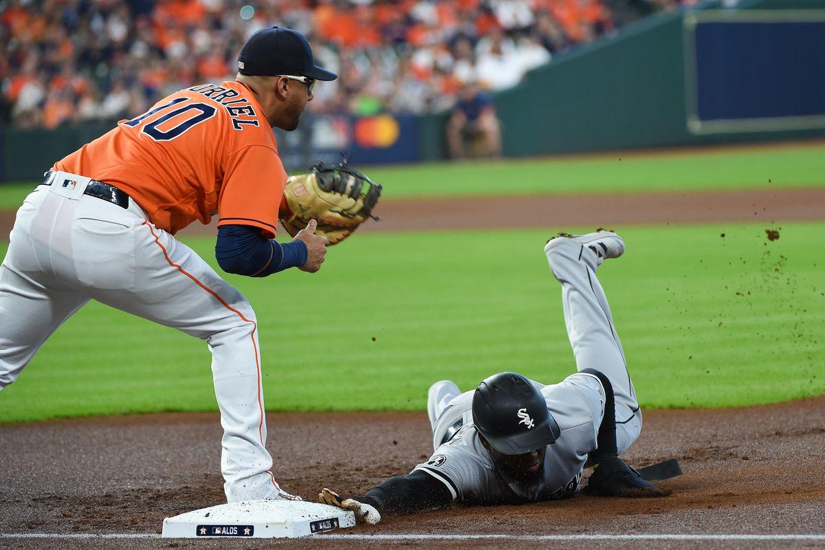 MLB: OCT 08 AL Division Series - White Sox at Astros