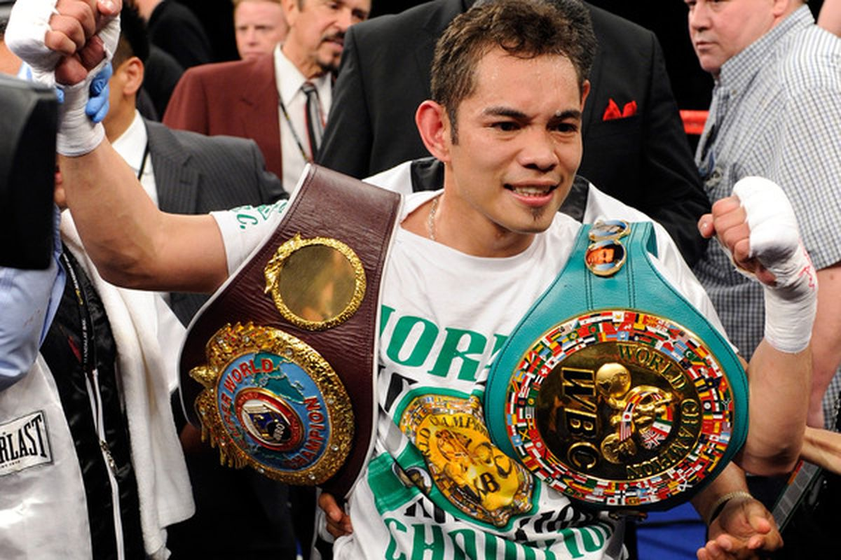 Nonito Donaire's return to the ring has been pushed up to October 22. (Photo by Ethan Miller/Getty Images)