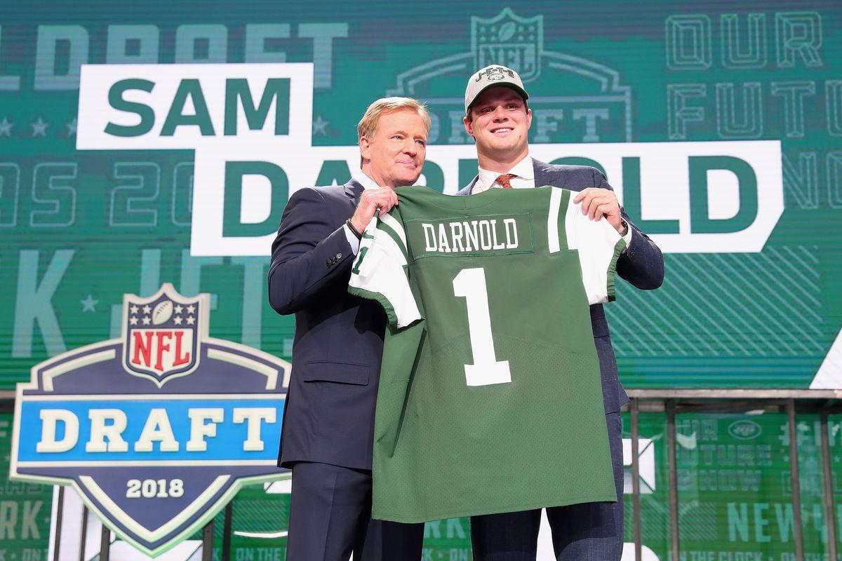 Jets 2018 NFL Draft Class - Gang Green Nation e193389870a