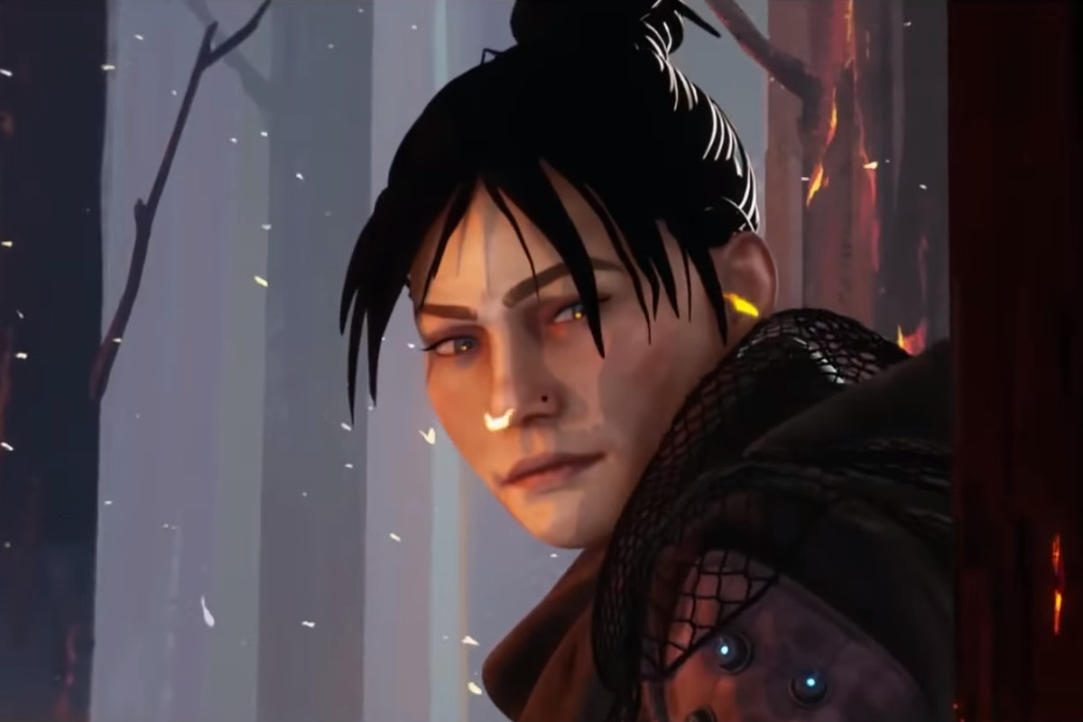 How Rare Is Wraith S Heirloom Set In Apex Legends Polygon