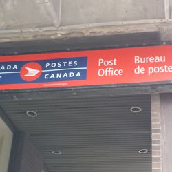 Here's where you go if you want to mail something, or post it, as they say in Canada