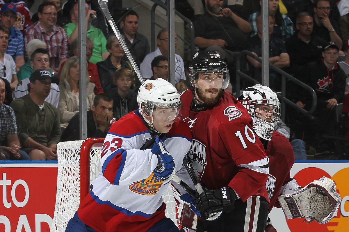 Ottawa Senators Sign Nick Ebert to One Year Contract