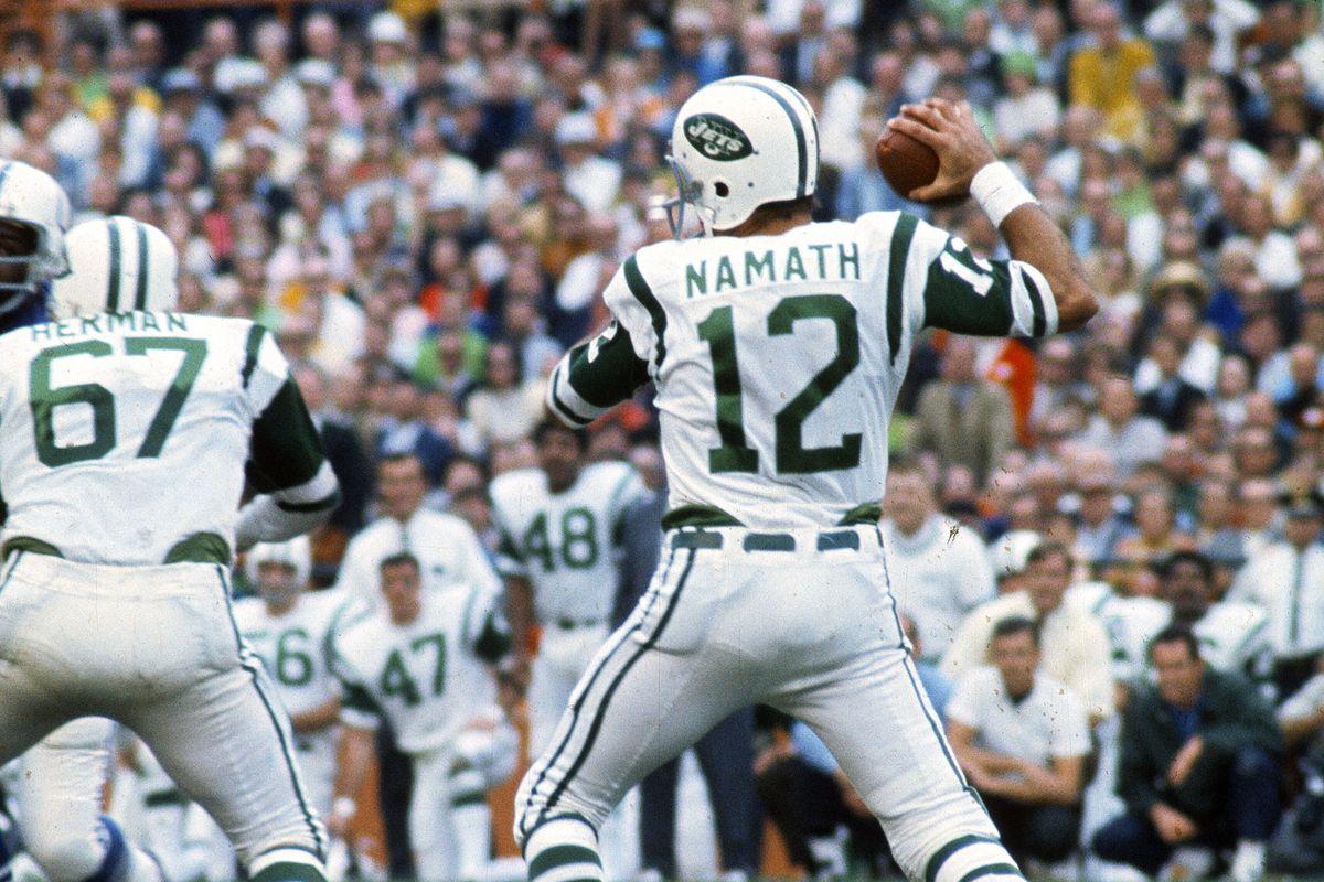 Super Bowl III - New York Jets v Baltimore Colts