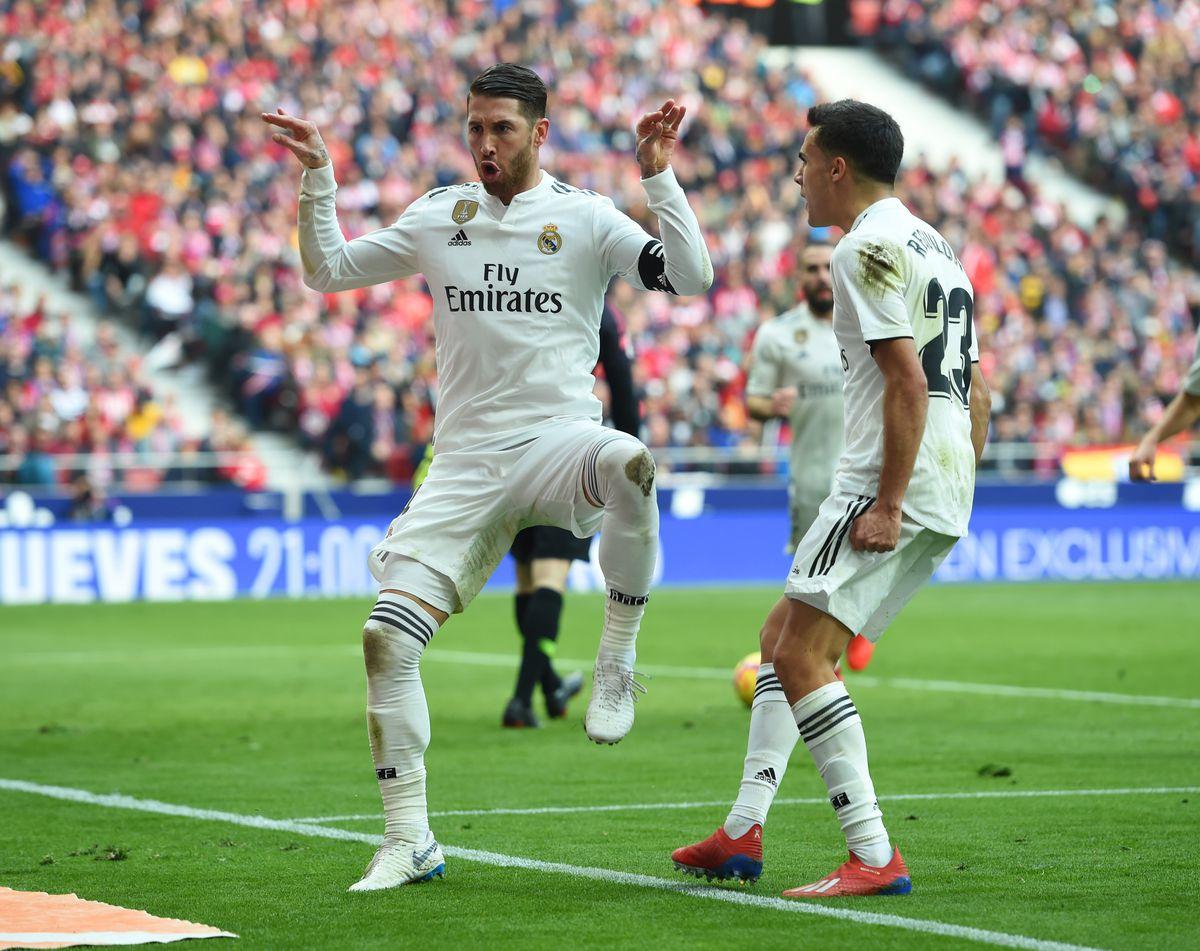 Sergio Ramos - Real Madrid - UEFA Champions League