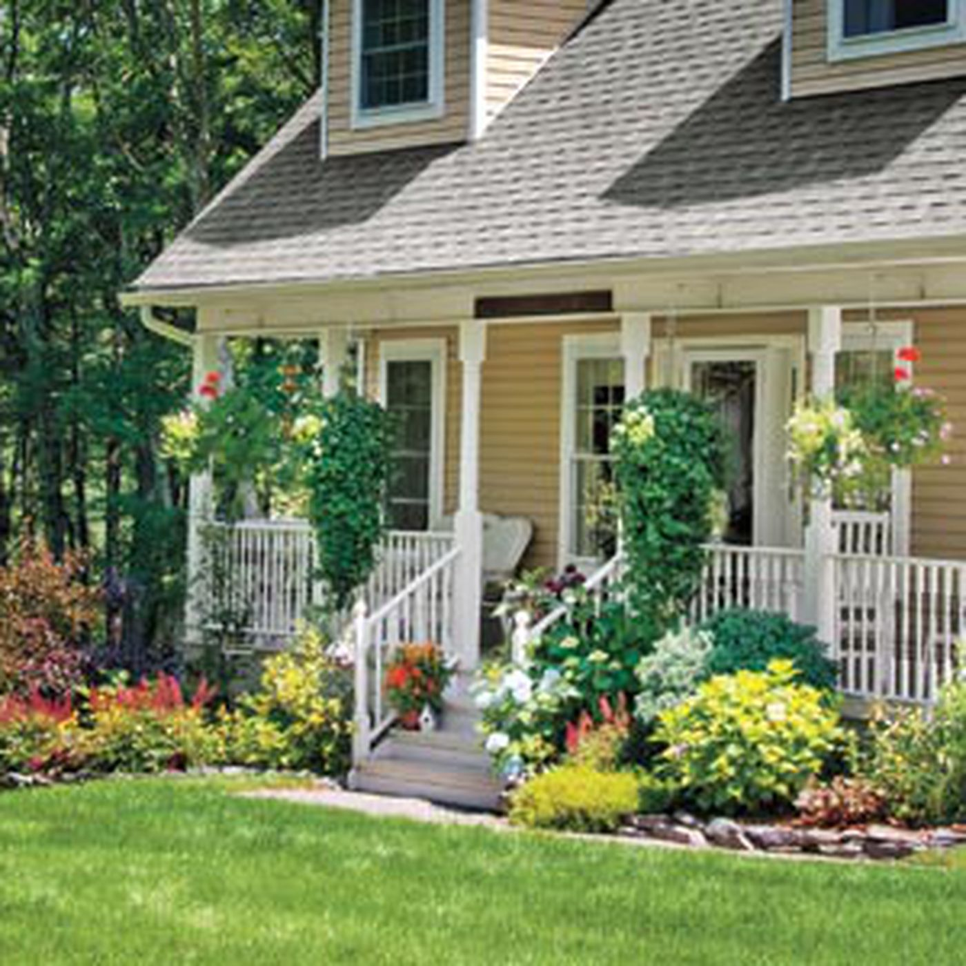 Best Foundation Plants For Stellar Curb Appeal This Old House