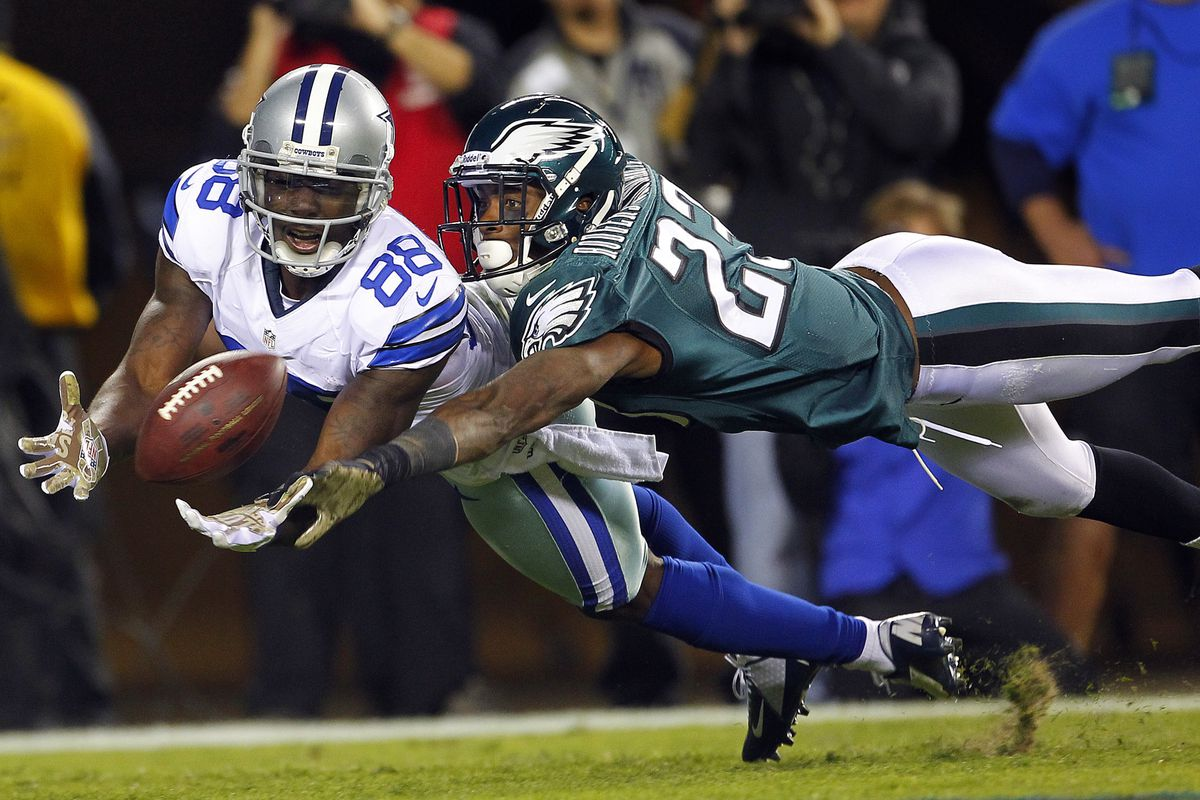 Eagles Vs Cowboys Fantasy Football Projections Featuring