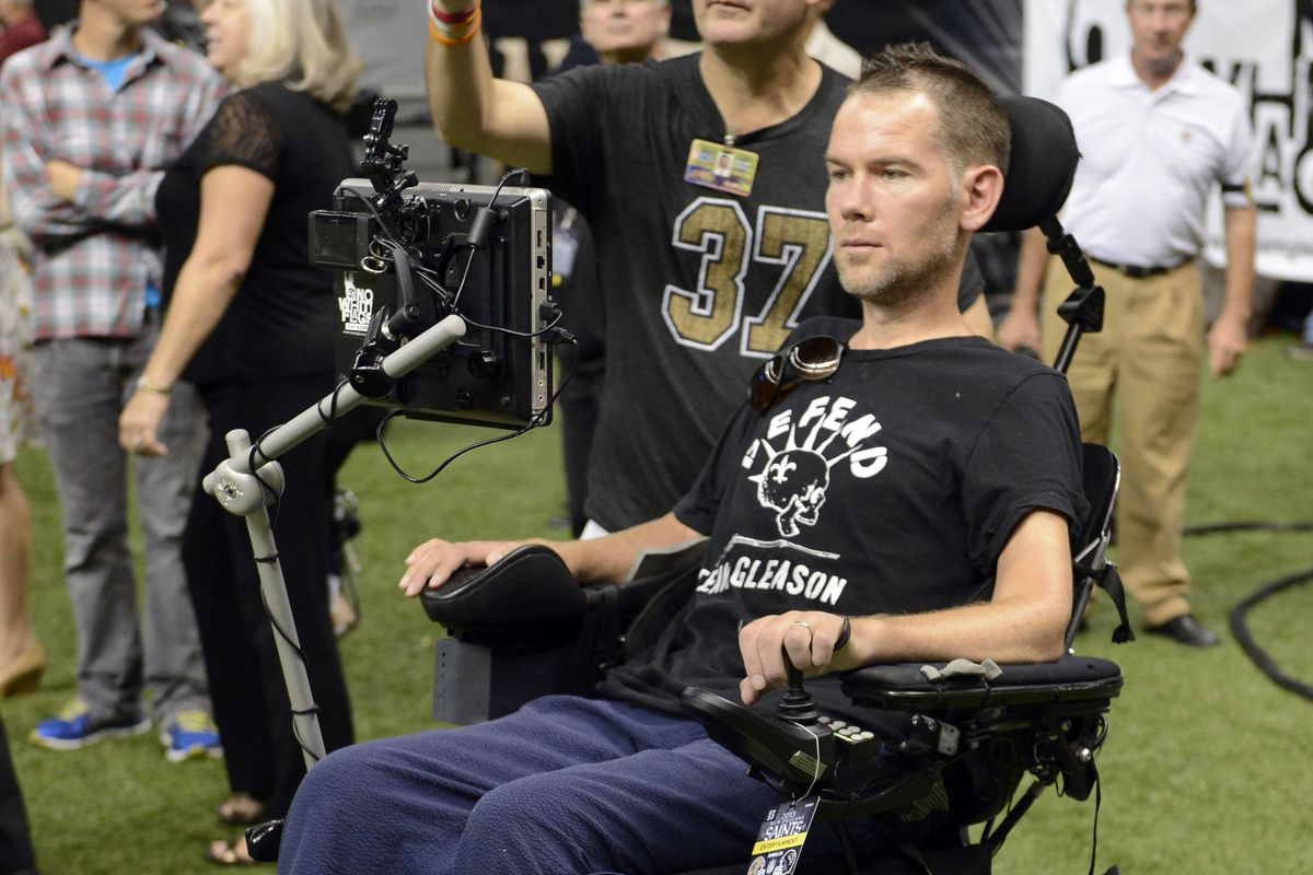 Steve Gleason Selected As Pfwa 2015 George Halas Award