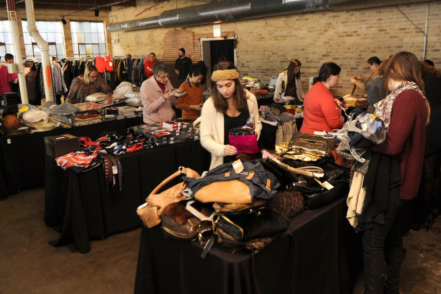 Gilt City Chicago Warehouse Sale Wrap Up Review Racked