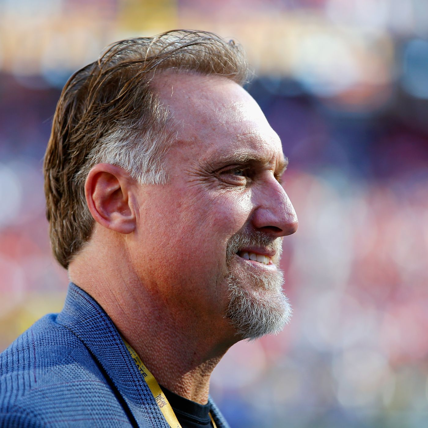f31bfd1b54b Kevin Greene Hall of Fame speech   I didn t play this game for any other  reason than love and passion