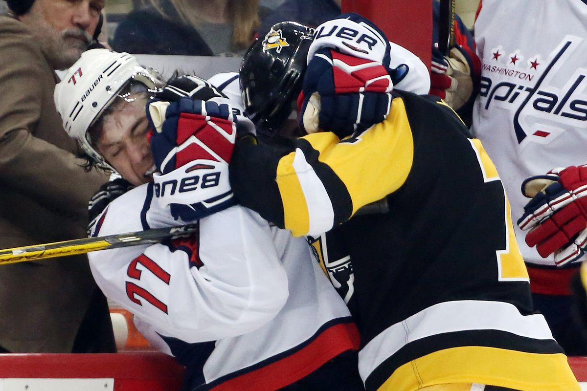 Bruce Bennett/Getty Images Sidney Crosby and Alex Ovechkin