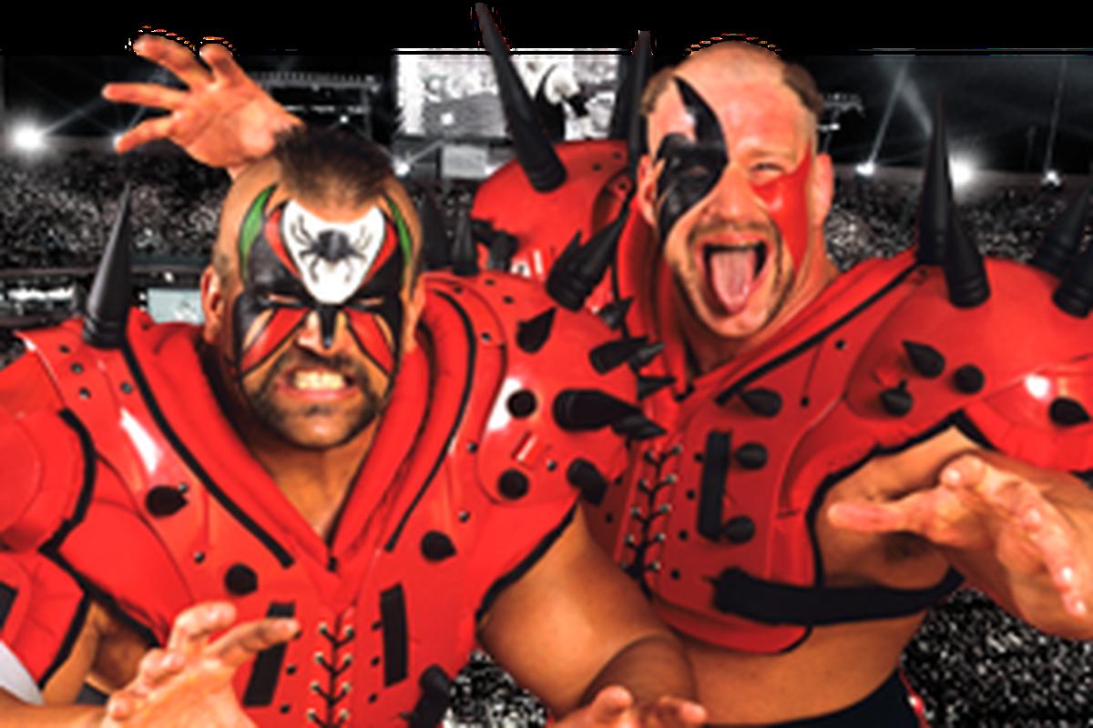 The Road Warriors Hawk