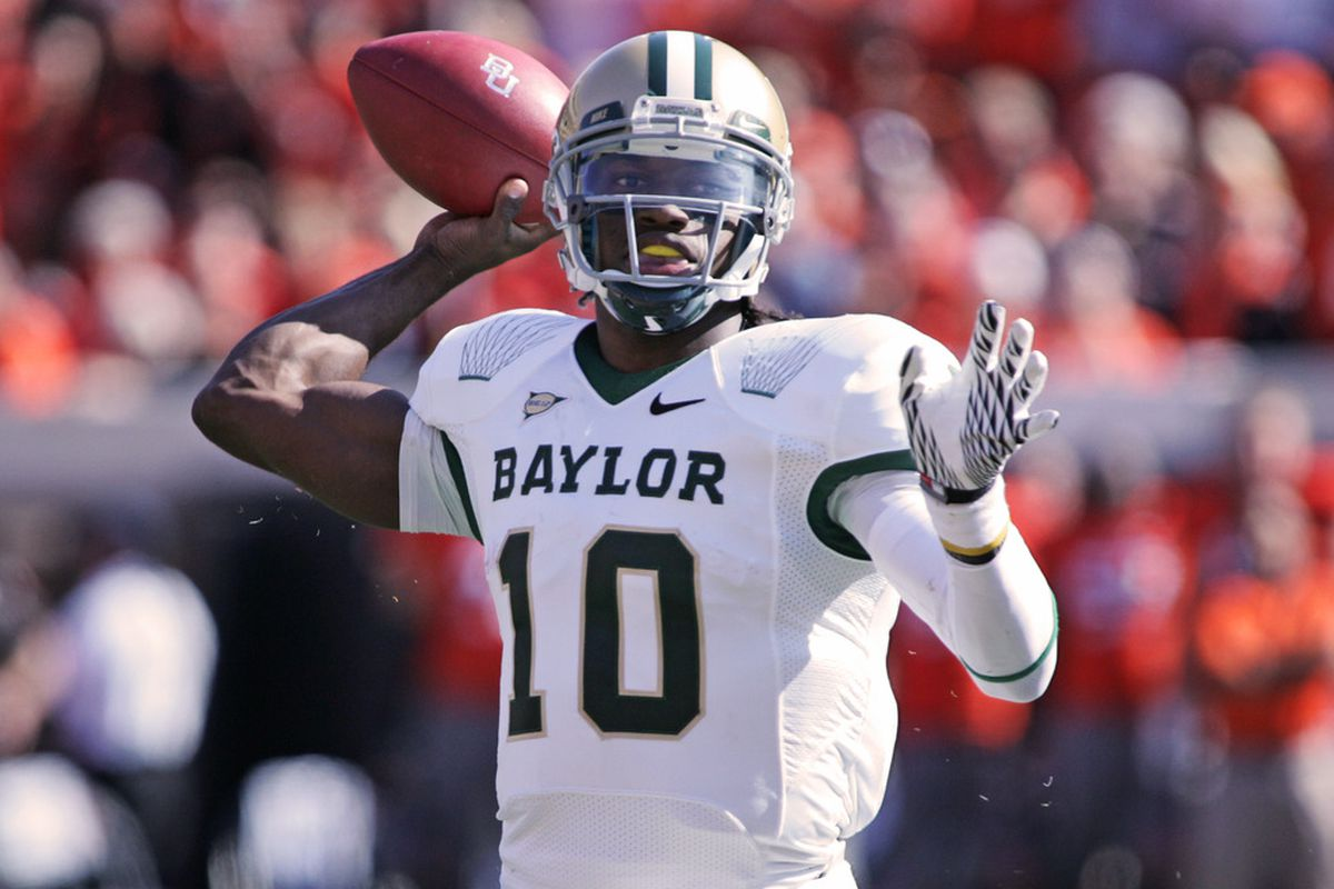 best website 897aa 575a6 Baylor's Robert Griffin III to declare for NFL Draft ...