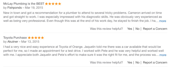 Yelp's app reviews are my favorite thing in iTunes - The Verge