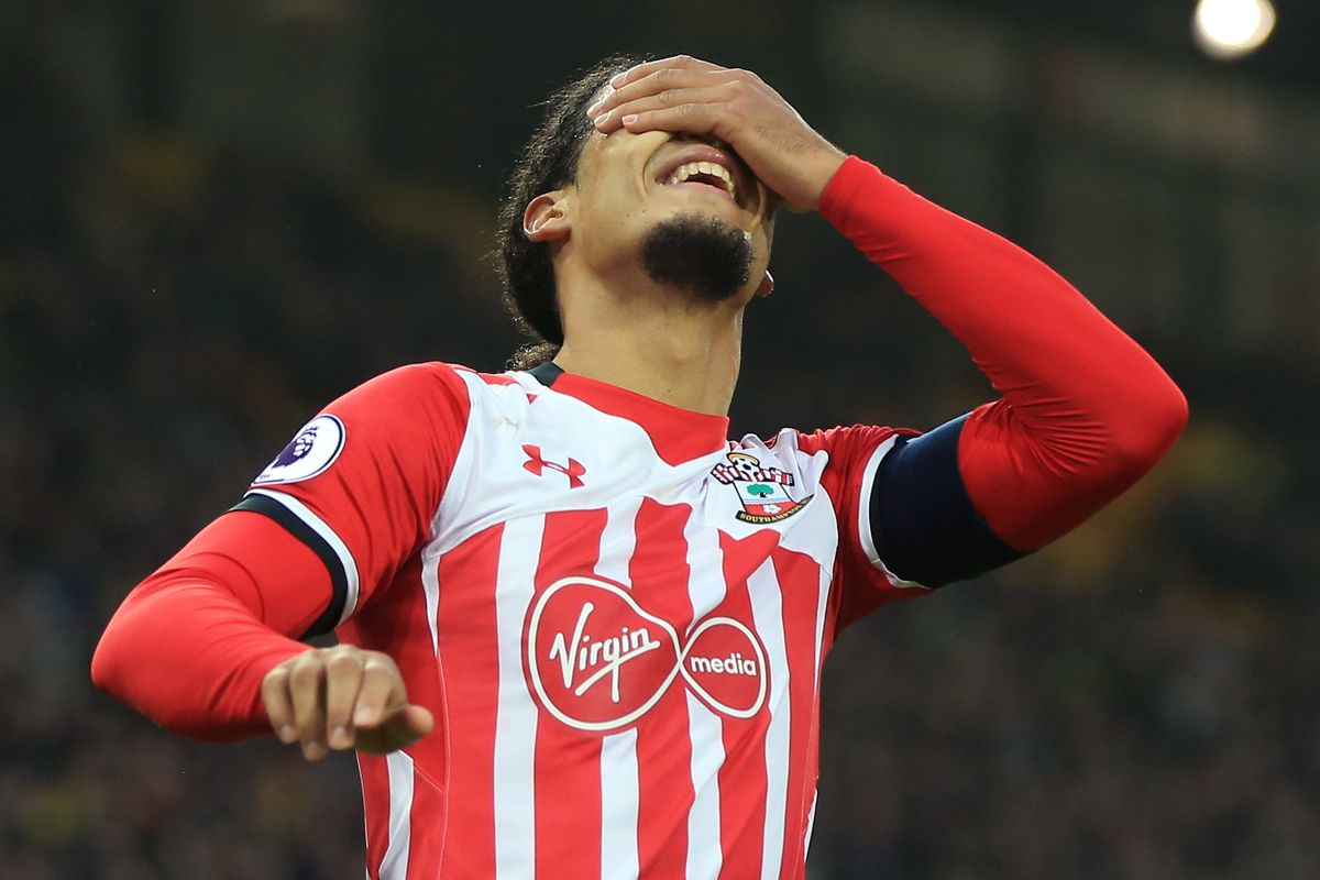 Southampton 'content with Liverpool's Virgil van Dijk apology'