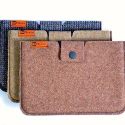 ReFleece, also based in Somerville, uses reclaimed fabrics to make iPad and tablet cases that are stylish, sturdy, and sustainable. The founders have ties to Northeastern, Yale, and Harvard universities—making it a true New England start-up. We real