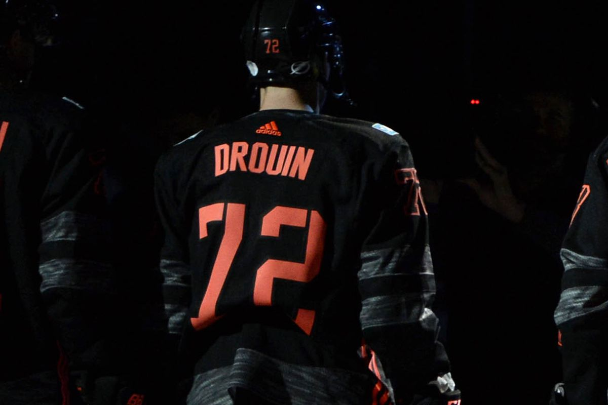 Jonathan drouin jersey - In Today S Links What Drouin Should Be Expected To Contribute Carey Price S Real Meaning To The Ch And Rick Tocchet Is A Head Coach In The Nhl Again