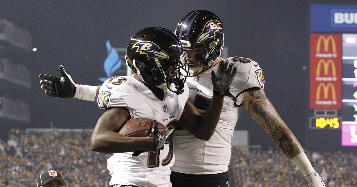 4 daily fantasy players from Week 7: Saints vs Ravens